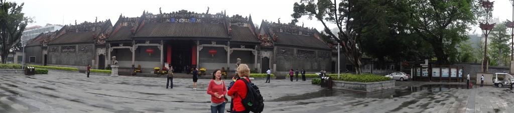 Chen Family Temple